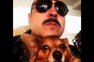 Pepe Aguilar culpa a aerolínea de la muerte de su perro 'Cucho'