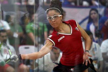 Paola Longoria gana oro Centroamericano