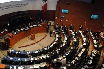 Senadores se irán con bono de 2.8 millones de pesos