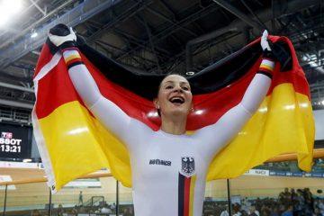 Bicampeona olímpica Kristina Vogel no volverá a caminar
