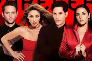 Anahí y Christian 'explotan' contra Televisa por 'censurar' a Uckermann en concierto de 'RBD'