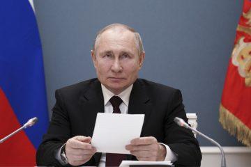 «Que nadie se atreva a cruzar la línea roja con Rusia», advierte Putin