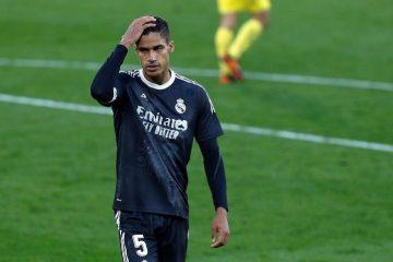 Raphael Varane da positivo a covid-19 y se pierde el partido ante el Liverpool