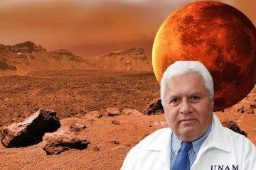 NASA nombra montaña en Marte en honor a científico mexicano fallecido por COVID