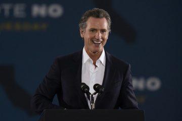 ¿Por qué en California están votando para ver si destituyen al gobernador?